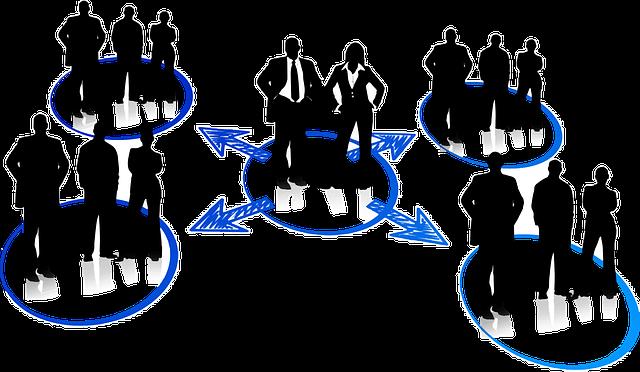 ヴィズ,人脈づくり.伝え方,組織の広げ方